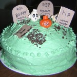 Cake of the Month: October