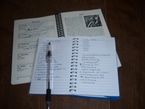 Lists and Calendars