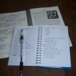 Keeping Lists vs. Letting Go