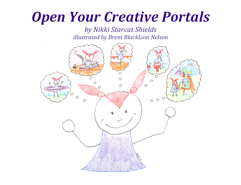 Open Your Creative Portals
